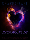 Love's Labour's Lost (MP3)